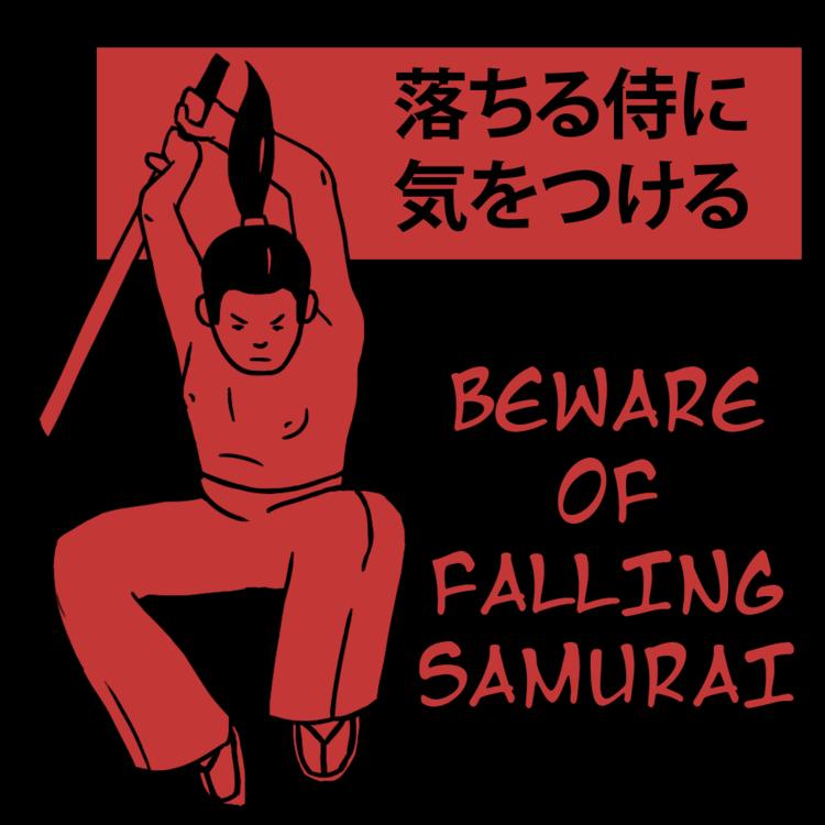 beware of falling samurai.png